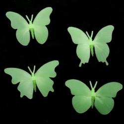Svietiace motýliky
