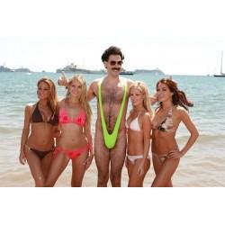 Borat plavky mankini