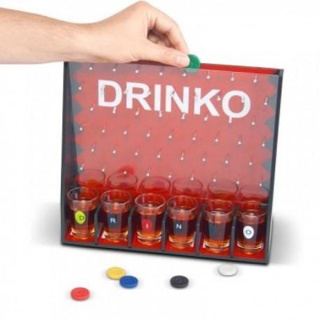 Alkoholová hra Drinko