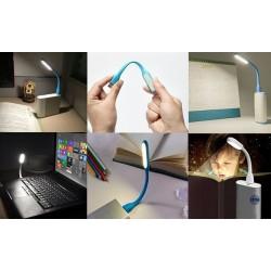 USB svetlo k notebooku - modré