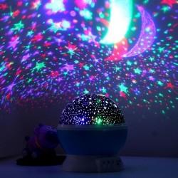 Projektor nočnej oblohy - deluxe