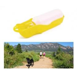 Cestovná fľaša pre psov