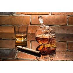 Alkoholová Lebka - Fľaša